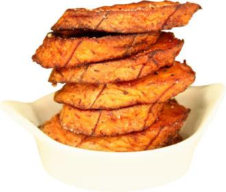 Frittierte Kochbananen